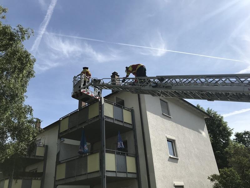 H1 vom 26.05.2018     © Dokumentation Feuerwehr Kornwestheim (2018)