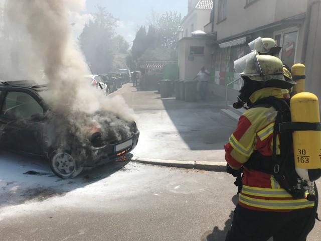 B2 vom 30.05.2018  |  © Dokumentation Feuerwehr Kornwestheim (2018)